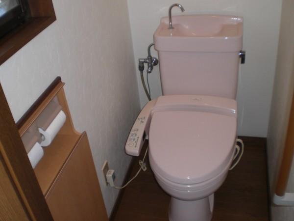 トイレ交換(さいたま市中央区)