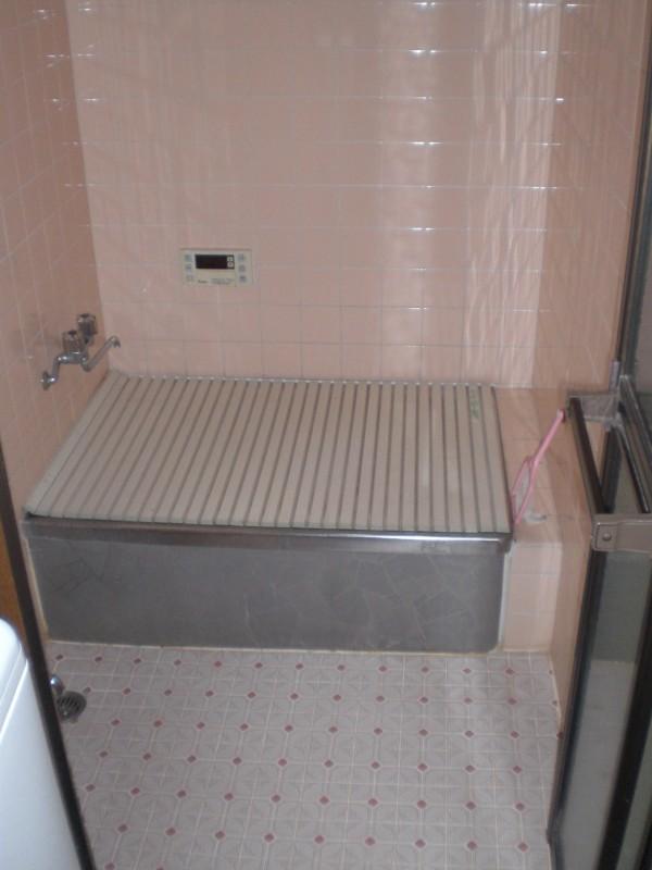 浴室工事その2