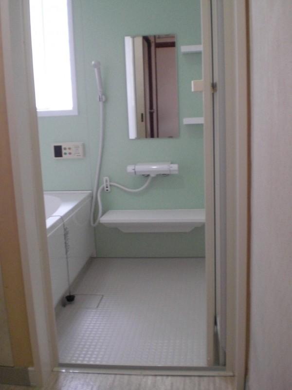 浴室工事その3(さいたま市見沼区)